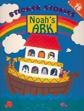 Noah's Ark (Sticker Stories) by Lacome, Julie