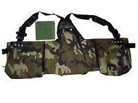 Falconry Commando Style Vest, Hawking, Hunting, Bird Handling Codura Vest