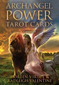 Archangel Power Tarot Cards A 78-Card Deck and Guidebook 9781401955977