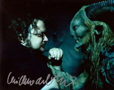 GUILLERMO del TORO.. Pan's Labyrinth Director - SIGNED