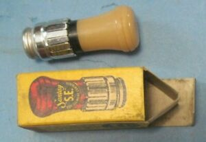 VINTAGE NOS SANTAY CIGAR CIGARETTE LIGHTER ORIGINAL 1940s GM FORD CHEVY W/ BOX
