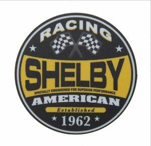 "Shelby American Racing 3.5"" Magnet Ford Mustang GT500 Super Snake Terlingua SVT"