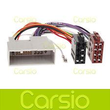 Ford Fiesta 02-05 Mazo de cables ISO Conector estéreo RADIO adaptador pc2-80-4