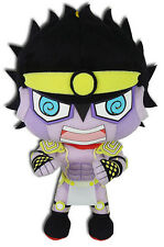 Jojo's Bizarre Adventures 8'' Star Platinum Plush Anime Manga NEW