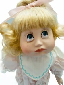 Moments Treasured Limited Doll~ Crying Toddler #1754/2500 EUC