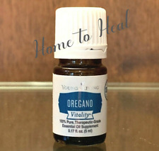 YOUNG LIVING ESSENTIAL OILS * Oregano Vitality * NEW SEALED 5ml