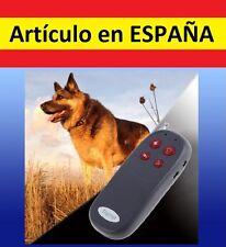 MANDO DISTANCIA + Collar ADIESTRAMIENTO perros antiladridos descarga electrica z