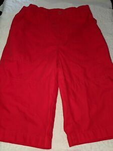 Gap kids boys sz. XL red elastic back shorts. Great pair, excellent condition