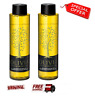 2x OLIVIA PAPOUTSANIS Natural Shampoo for NORMAL Hair,Greek Olive Oil + B5,300ml