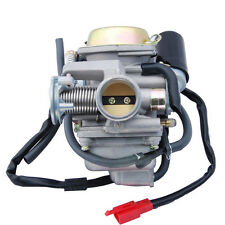 Vergaser 24mm für Tank GY6 150cc 150 Auto Scooter Moped Scooter Go kart Carb
