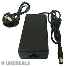 New AC Laptop Adapter For HP/Compaq NX9420 NW9440 NX6325 + 3 PIN Power Cord UKED