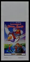 Plakat die Abenteuer Von Weiß E Bernie Walt Disney Goofy E Die Safari N17