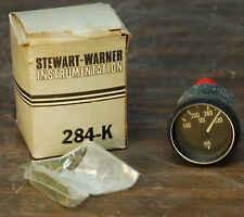 Stewart Warner 284-K 140 - 320 Oil Temperature Electric Gauge
