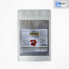 Ling Zhi Rojo 100% Seta de Reishi ganoderma brillante 30 X CÁPSULAS DE CONCENTRADO