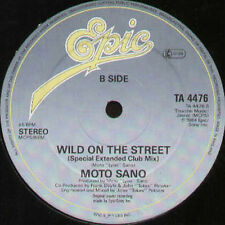 MOTO SANO - Complication Shakedown / Wild On The Street - TA 4476 - Uk