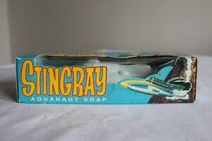 Vintage Stingray Aquanaut soap 1993 in original box