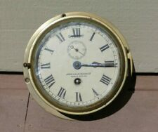 John Liley & Sons North Shields Coventry Smith Astral Nautical Ships Sea Clock