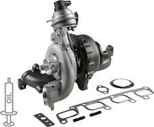 Abgas-Turbo-Lader Turbolader Aufladung / ohne Pfand 54282