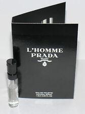 Prada L'Homme Eau de Toilette 1.5ml Sample