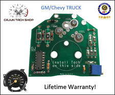 Tachometer Circuit Board - New! - GM/Chevy Trucks, C2500, K30, K5, C30, C10