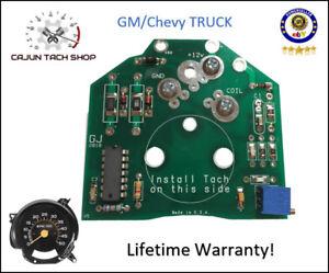 Tachometer Circuit Board - New! - GM/Chevy Trucks, C2500, K30, K5, C30, C10