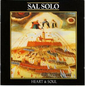 SAL SOLO - Heart & Soul CD (San Damiano, Classix Nouveaux)
