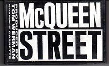 MCQUEEN STREET: MCQUEEN STREET CASSETTE PROMOTIONAL HARD ROCK HAIR METAL