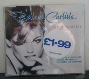 BELINDA CARLISLE ~ Love In The Key C ~ CD SINGLE CD2
