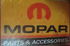 mopar parts accessories tin metal sign MAN CAVE brand new