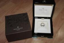 PATEK PHILIPPE TWENTY~4 RING SET WITH 54 DIAMONDS 0.47 CARATS WHITE GOLD SZ 55