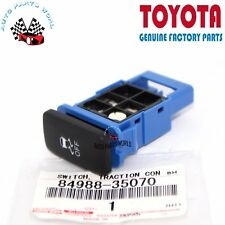 GENUINE TOYOTA 08-09 4RUNNER 09-14 FJCRUISER TRACTION CONTROL SWITCH 84988-35070