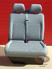 VW T5 Seat front bench double Transporter OX Sitzbank