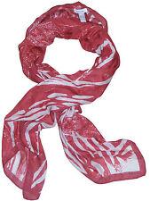 Paul Smith Lightweight Rosso/Bianco Quadrato MODAL sciarpa nuova con etichetta rara MADE IN ITALY
