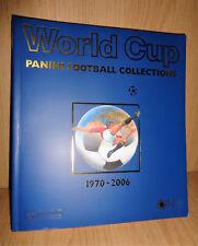 Album World Cup Panini Football Collections Book 1970-2006 By Cosimo Panini New