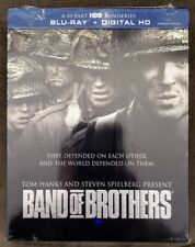 BAND OF BROTHERS BLU-RAY 6 DISC SET COLLECTION ✔☆MINT☆✔ NO DIGITAL☆FREE SHIPPING