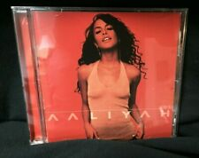 "Aaliyah BONUS 15TH TRACK ""MESSED UP"" 2001 CD Ltd Ed 1st Press RE1 Matrix"