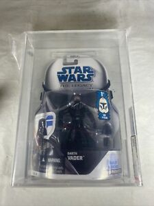 STAR WARS: THE LEGACY COLLECTION 2008 BD 8 DARTH VADER 1st DAY OF ISSUE Afa 90