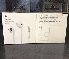 Genuine Apple EarPods con 3.5 mm Per Cuffie Spina mnhf 2ZM/A SCATOLA SIGILLATA REGNO UNITO