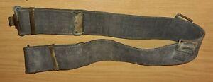 Original BSAP Rhodesian Web Belt