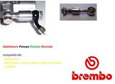 Adattatore Pompa Radiale Brembo APR CORTO per tubi in treccia