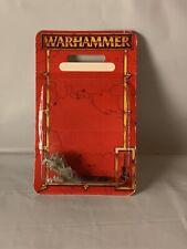 Warhammer Fantasy 8561G Empire Warrior Priest (Sealed, OOP)