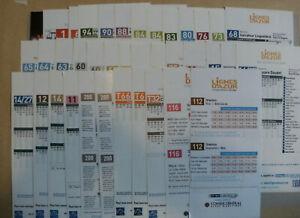 38 Lignes D'Azur Nice France Bus Timetables 2010