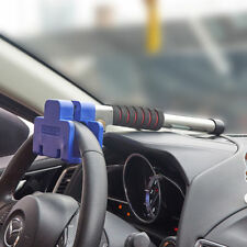 Steering Wheel Lock Anti-Theft Security System Car Truck Auto Lock Devices Blue