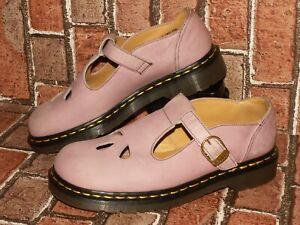 vintage made in England Dr. Martens 8062 t-bar strap shoes uk 7 eu 41 Doc#474