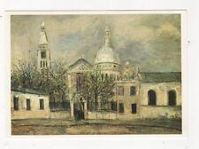 Maurice Utrillo Eglise Saint Pierre Art Postcard 725a
