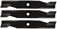 "48"" Deck 3 Hi-Lift Oregon Blades Craftsman Poulan Pro Husqvarna 180054 173920-1"
