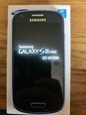 Samsung Galaxy S III Mini GT-I8190 8GB Smartphone - Pebble Blue