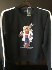 Polo Ralph Lauren Special edition polo bear Fleece Sweatshirt Sz S NWT$109.99