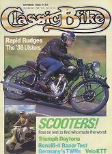 October Classic Bike Monthly Magazines