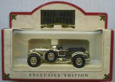 Lledo 1930 Bentley 4,5 Litre goldchrom Days-Gone Oldtimer Auto Car Roadster DG